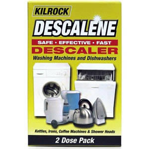 Kilrock Descalene Descaler for Washing Machines & Dishwashers from Caraselle Direct