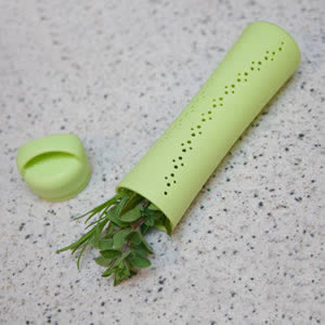 Silicone Spice Tube for bouquet garni & spices