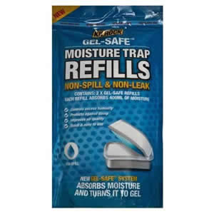 Caraselle Gel-Safe Moisture Trap Refill Pack - 2 Refills
