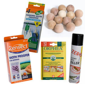 Advanced Moth Pack for Bad Problem Areas (Pack D) from Caraselle