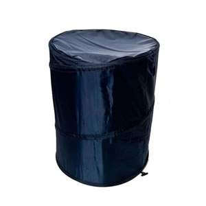 1 Blue Pop-up Laundry Hamper