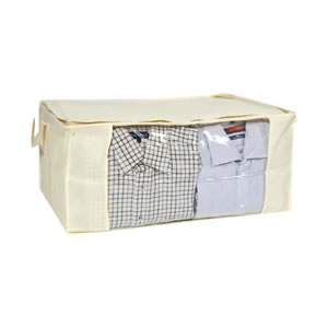 1 Jumbo Vacuum Storage Jumper/blanket Volume Reducing Chest 65x48x28cm
