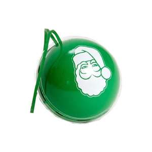 Pack of 5 Santa&#039;s Balls