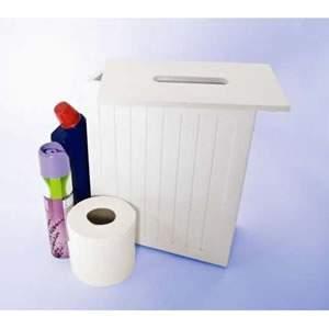 Caraselle Shaker Style Slimline Bathroom Store