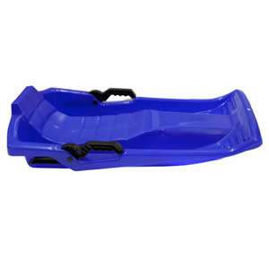 Deluxe Blue Sledge with Brakes