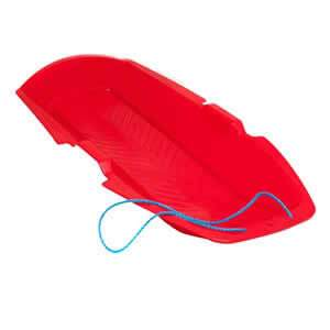 Speed Sledge in Red