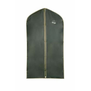 Green with Gold Binding Peva Suit Cover