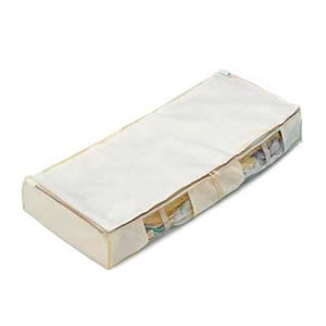 Deluxe Underbed Vacuum Storage Chest. Reduces volume by up to 75%. 106 x 45 x 15 cms