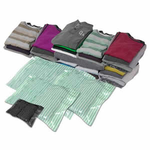Pack Mate 4 Travel Roll Storage Bags