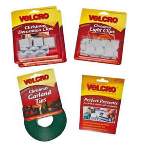 Special VELCRO® Brand Christmas Pack - Halve the Price of Christmas with Caraselle Direct