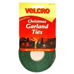 VELCRO® Brand Christmas Garland Ties