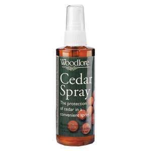Woodlore Cedar Spray from Caraselle