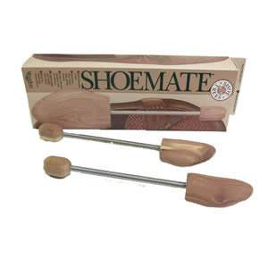 Woodlore Ladies Cedar Shoemate Shoe Trees - One Pair from Caraselle