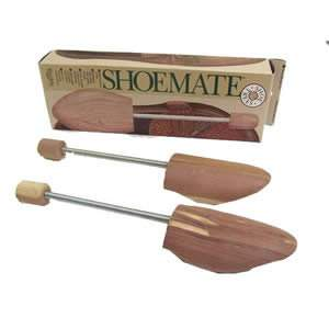 Woodlore Men's Cedar Shoemate Shoe Trees - One Pair from Caraselle