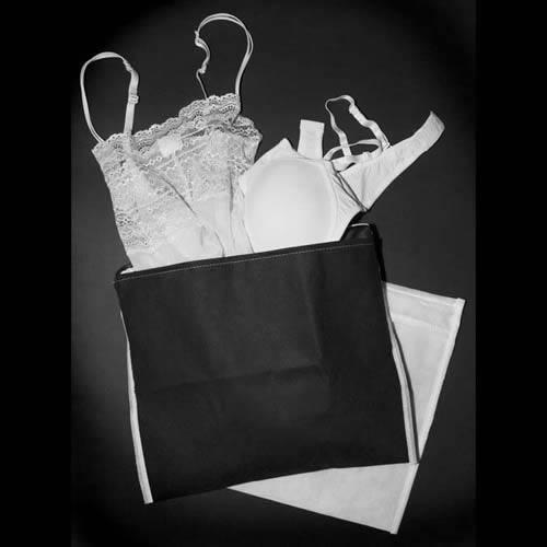 Black Washing Bag