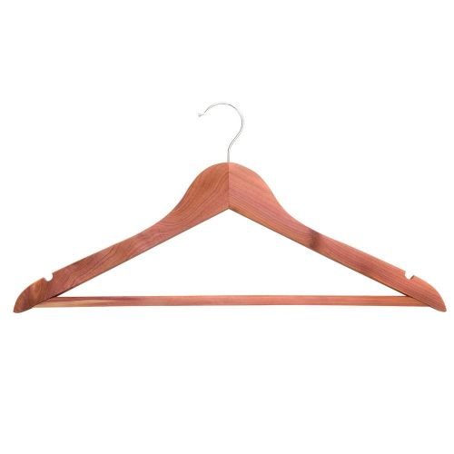cedar wood hangers