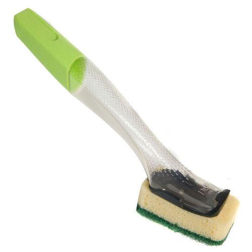 buy washing up brush plus sponge. Black Bedroom Furniture Sets. Home Design Ideas