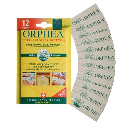 Moth Repellent Packs Of 12 Orphea Strips Deterrent For