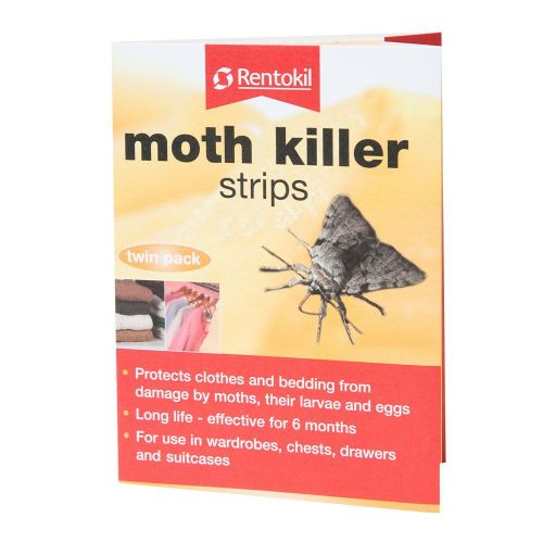Rentokil Moth Killer Strips