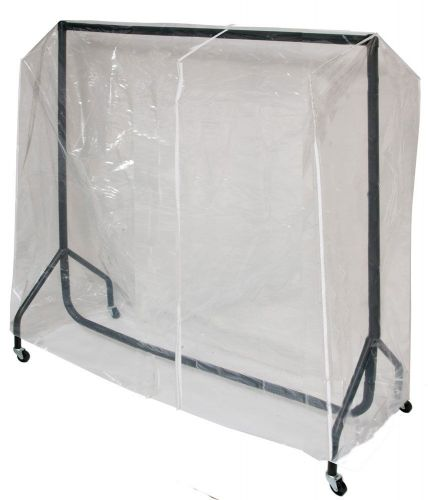 Buy transparent protective cover for 5 ft clothes rail - by Caraselle