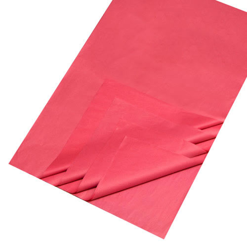 Red Tissue Paper (25 sheets) from Caraselle Direct in the UK