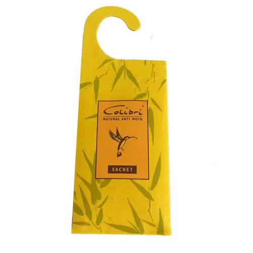 Colibri Natural Anti-Moth Hanging Sachet