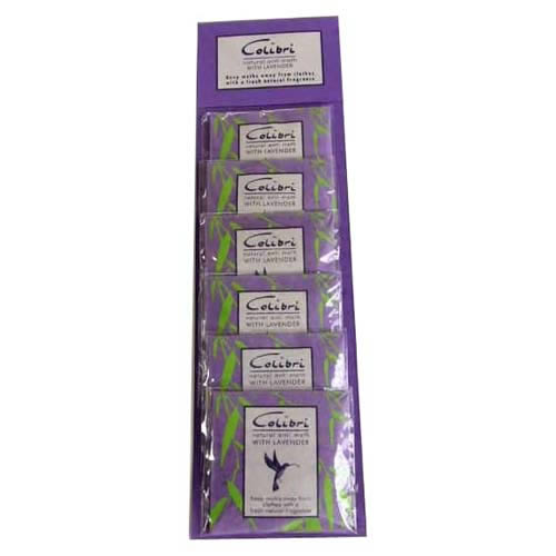 Anti-Moth Sachets with Lavender