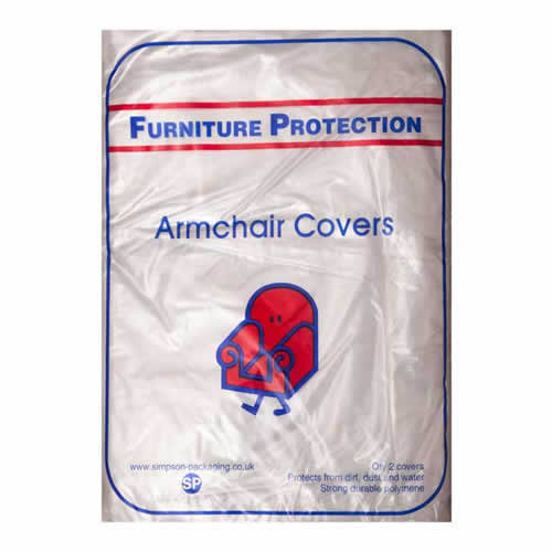 Polythene Mattress Covers Buy polythene armchair protection covers | Ideal for storage ...