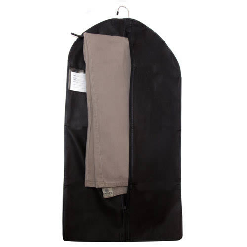 Caraselle Black Breathable Zipped Trouser Cover
