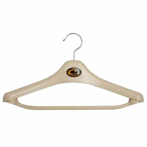 Caraselle Eco Shaped Suit Hanger with Trouser Bar