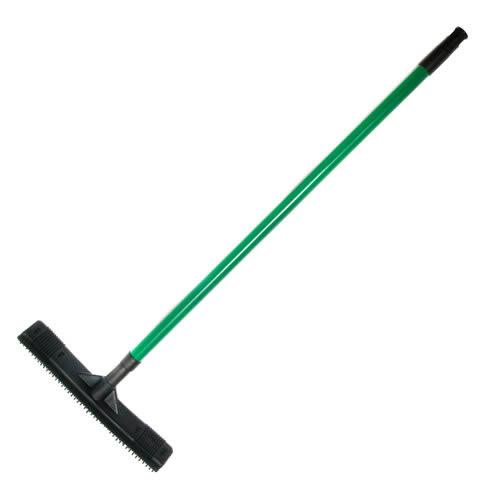 Rubber Broom For Carpet Amp Floor Caraselle Direct Uk