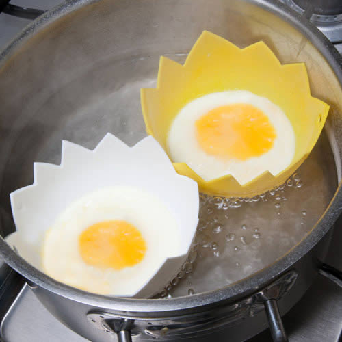 how to cook multiple poached eggs