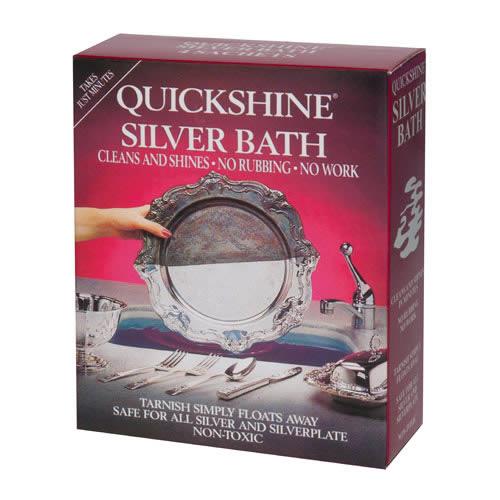 Best Way To Clean Silver Quickshine Silver Bath