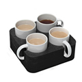 tea cup muggi holder