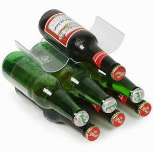 New Caraselle pack of 3 Beer Bottle Rakastaka as seen on Dragons Den