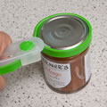 Caraselle  Jar & Bottle Opener in Green. Made in the UK