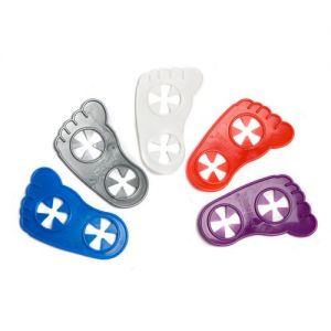 1 pack of 5 little feet sock pairers