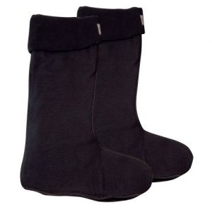 Fleece Wellie Boot Warmers - large UK Size 10-11 - Lovely and Warm