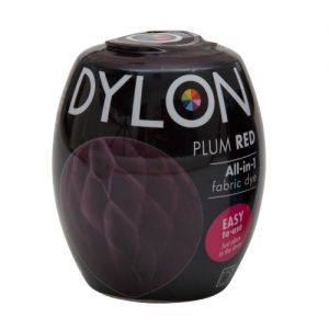 Caraselle Dylon Fabric Dye Plum Red 350g