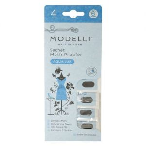 4 Modelli Moth Protector 'Aqua Lux' Sachets by Acana