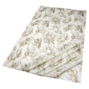 Patterned Gift Wrap Tissue - 5 Sheets