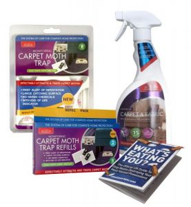 Acana Carpet Moth Control Attack Pack