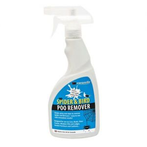 Spider/Bird Poo Remover 500ml by Caraselle - Recyclable Bottle - NEW