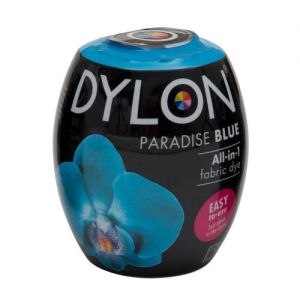 Caraselle Dylon Fabric Dye Paradise Blue 350g