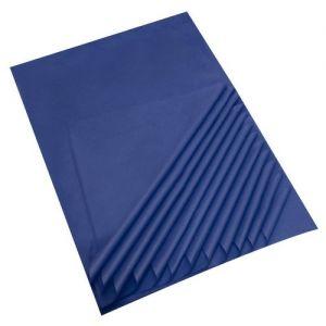 Dark Blue Acid Free Tissue Paper Premium Grade 17 GSM paper measures : 500 x 750mm (20 x 30) 25 sheets per pack