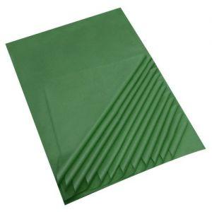 Dark Green Acid Free Tissue Paper Premium Grade 17 GSM paper measures : 500 x 750mm (20 x 30) 25 sheets per pack
