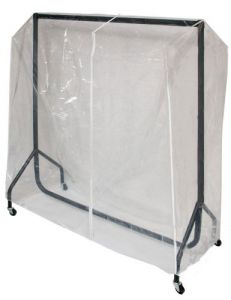 Transparent Protective Cover for our 4ft Clothes Rail - Caraselle Brand