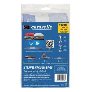 1 Caraselle Travel Vacuum Seal Bag Pack (2 bags per pack)
