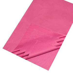 Caraselle Cerise Tissue Paper (25 sheets)