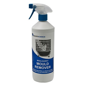 Caraselle Mouldaway Mould Remover 1 Litre. Made in the UK